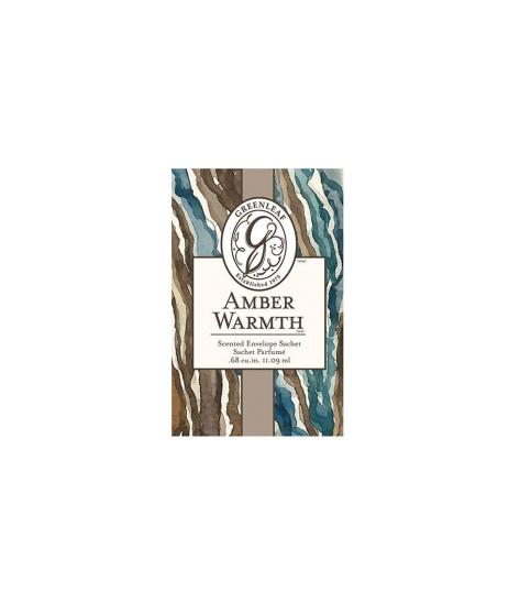 "Ароматичне саше Green Leaf ""Amber Warmth"""
