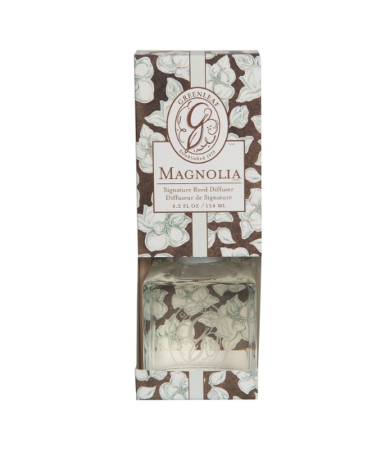 Аромадифузор Greenleaf Magnolia Магнолія 124 мл (GL978515S)