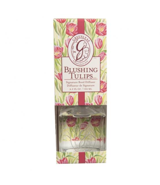 Аромадифузор Greenleaf Blushing Tulips Квітучі Тюльпани 124 мл (GL978476S)