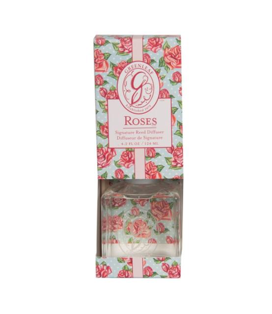Аромадифузор Greenleaf Roses Троянди 124 мл (GL978516S)