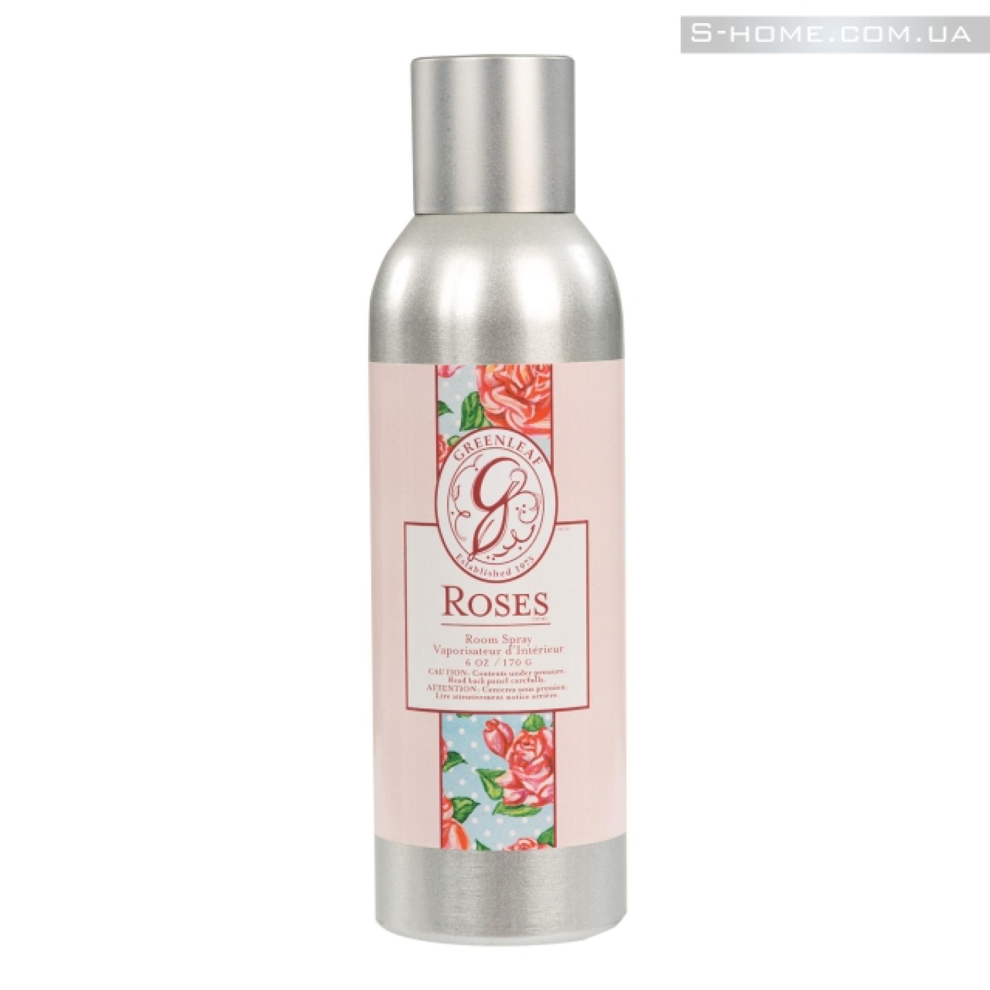 Ароматизатор воздуха для дома Greenleaf Розы (Roses)