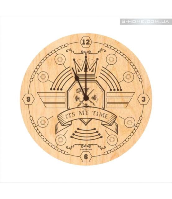 Дизайнерские часы S-Interiors Its My Time