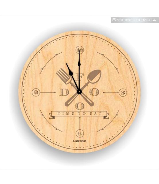 Часы для кухни S-Interiors Cuchina 1