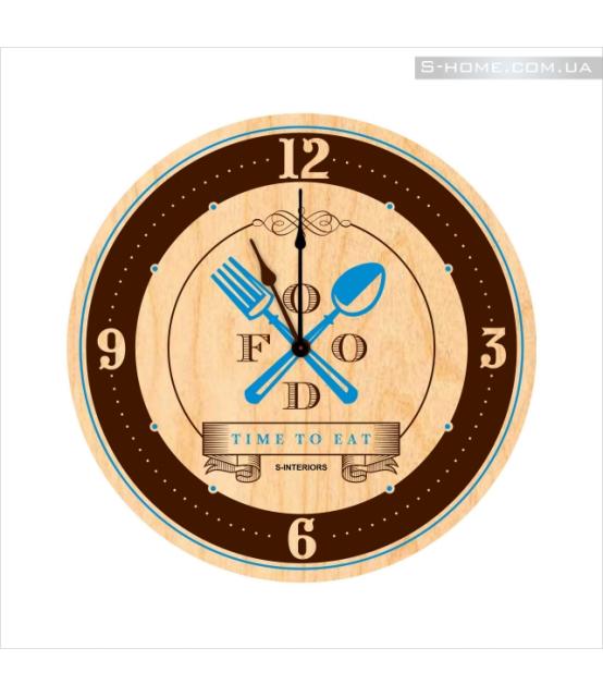 Настенные часы для кухни S-Interiors Cuchina 3