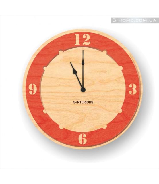 Часы в гостинную S-Interiors Simple 1