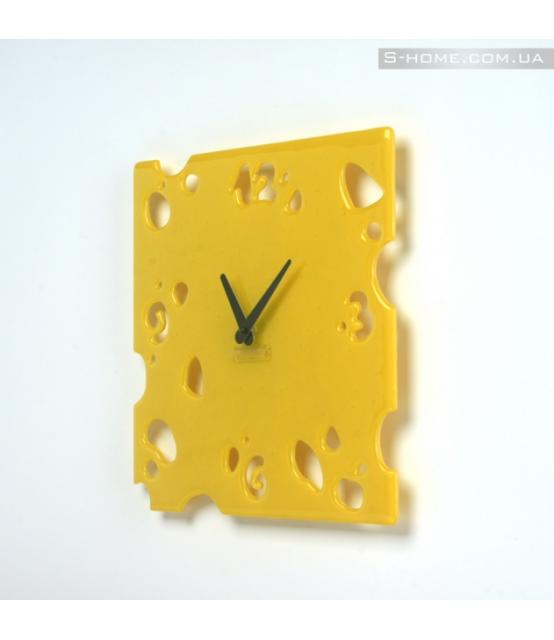 Настенные часы в кухню S-interiors Formaggio