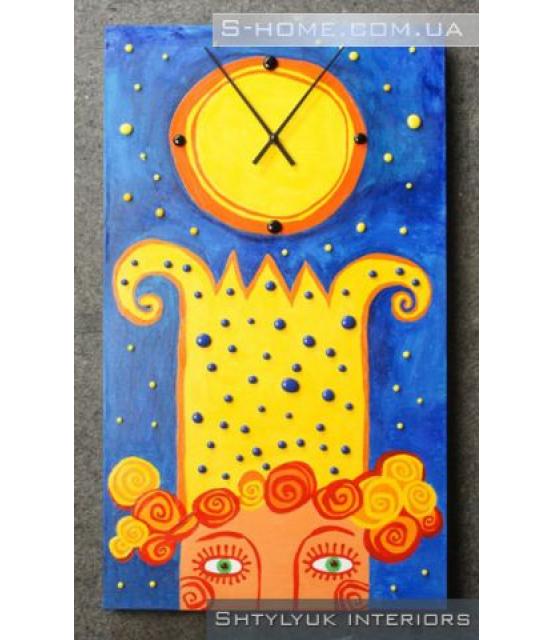 Детские часы настенные часы