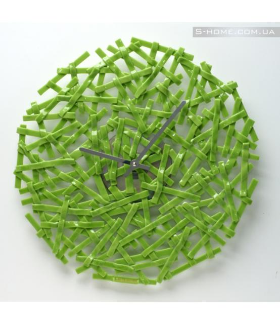 Дизайнерские часы S-Interiors Verde Linea