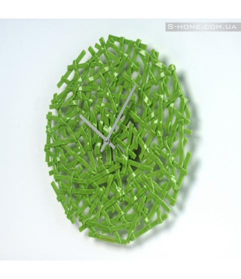 Дизайнерський годинник S-Interiors Verde Linea
