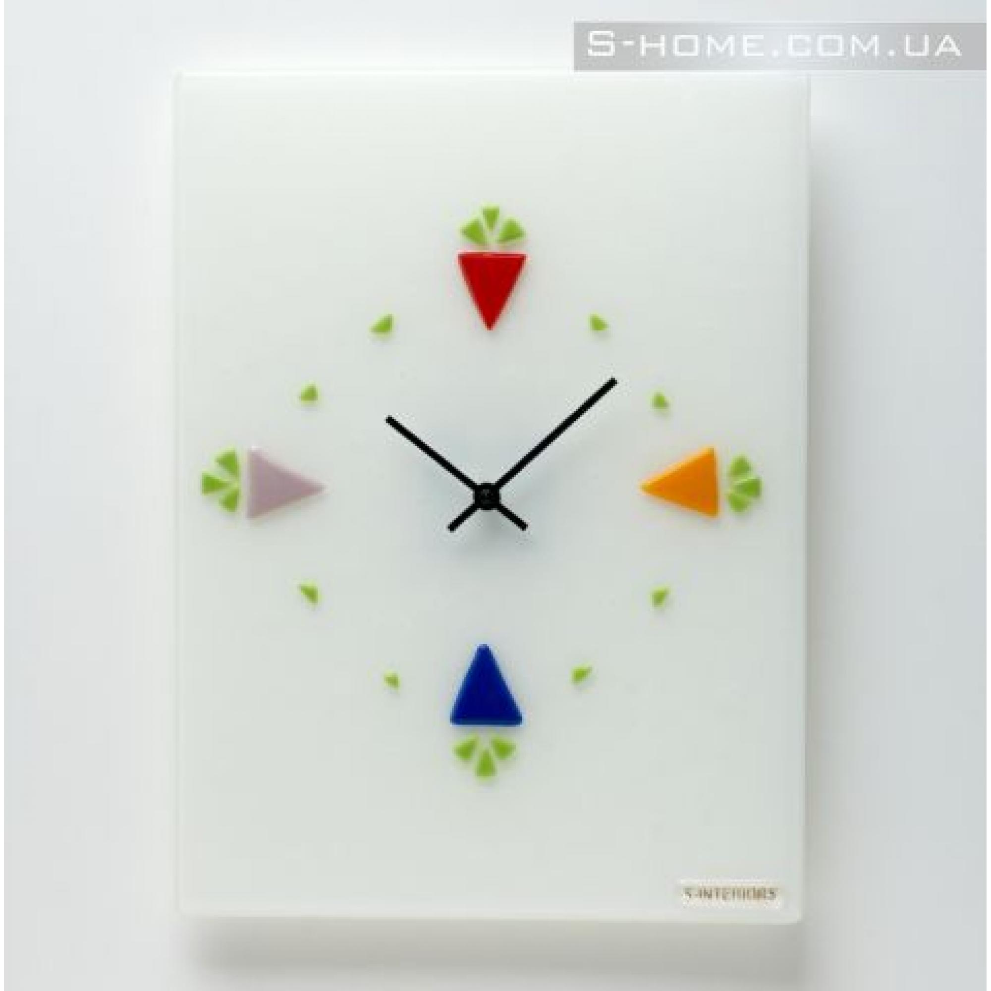Настінний годинник в кухню S-Interiors Сucina