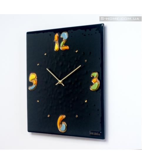 Настінний годинник в кабінет S-Interiors Gustav Сomplimento