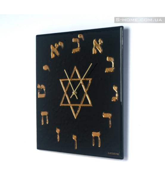 Иудейские настенные часы S-Interiors Giudaismo