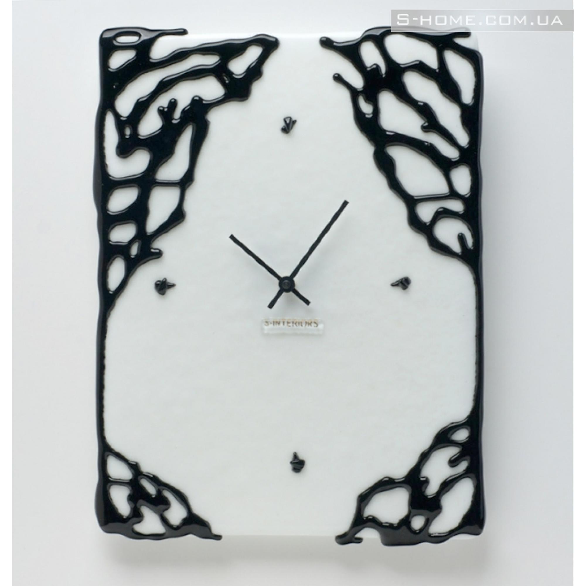 Настінний годинник фьюзинг S-Interiors Albero