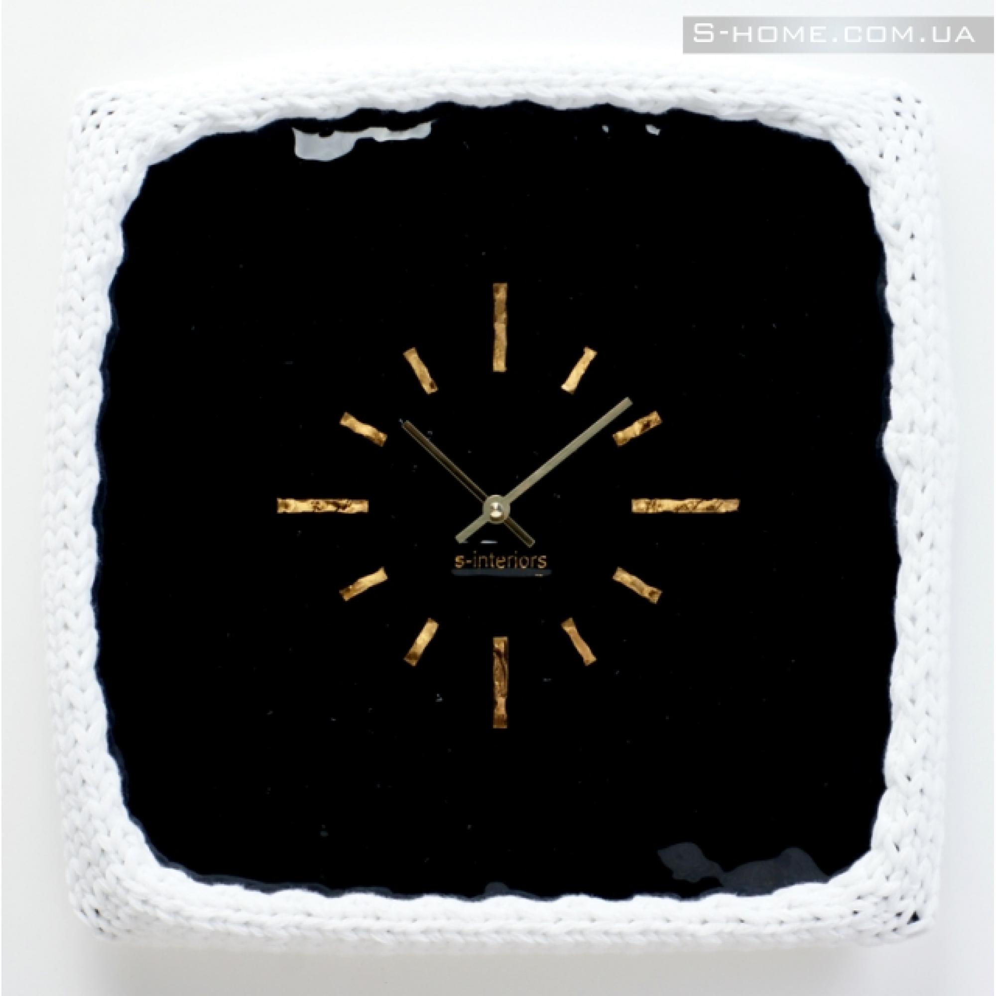 Настінний годинник S-Interiors Maglieria