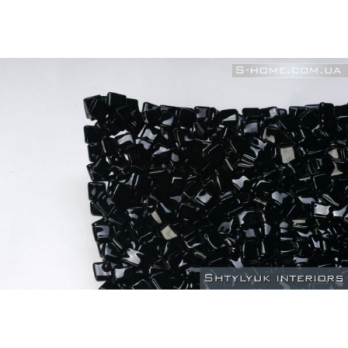 Тарілка декоративна S-Interiors Carbon